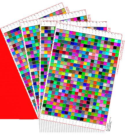 Druckerkalibrierung – keine farbstichigen Drucke mehr – so werden Ihre Drucke perfekt