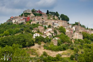 Motovun – Istrien – Kroatien