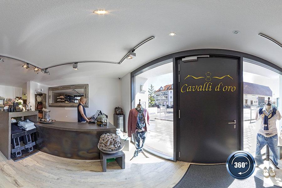 Virtueller Rundgang von Cavalli d'oro