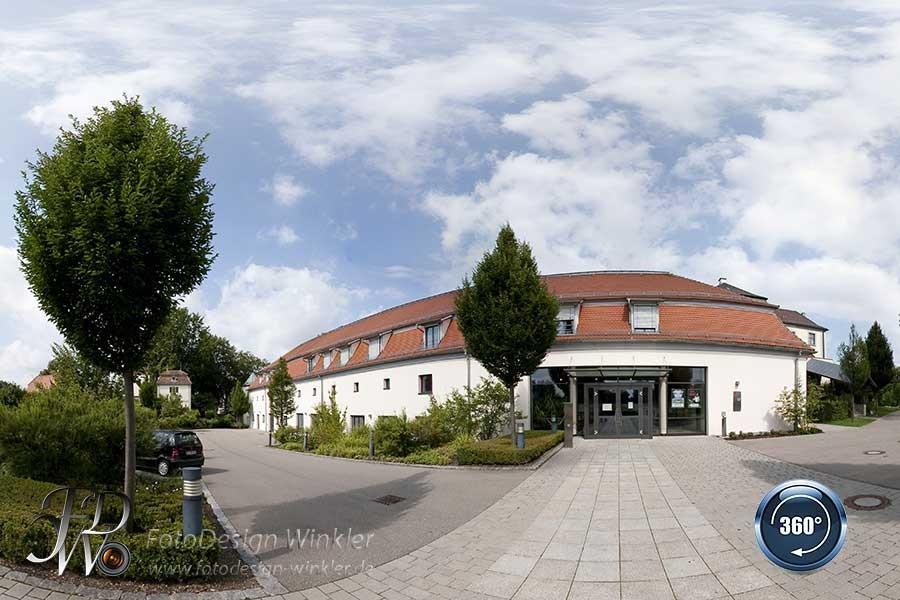 Virtueller Rundgang Kulturhaus Laupheim
