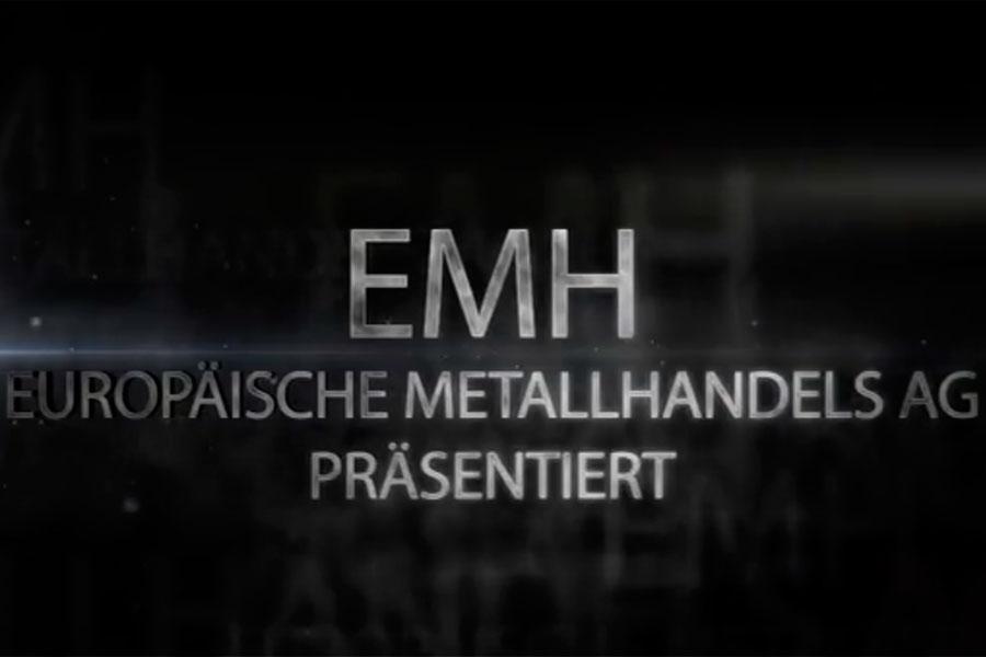 Promo-Video für Europäische Metallhandel AG